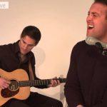 """Aaron James Cashell - """"Let It Rain"""" (Acoustic)"""