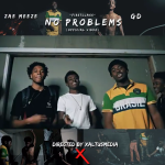 "FirstClass Gd (@firstclassgd) Ft. FirstClass Zaemeeze - ""No Problems"""