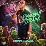 """TPC Marco Green (@MarcoGreenTPC) - """"Different Strains"""" [Mixtape]"""