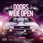 "DeLorean Ft. Paul Wall & Killa Kyleon - ""Doors Wide Open"""